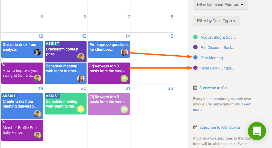 how to change the colours on windows calendar