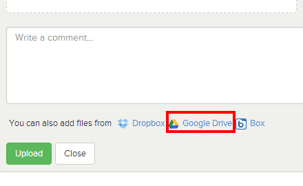 how to remove files from my google drive