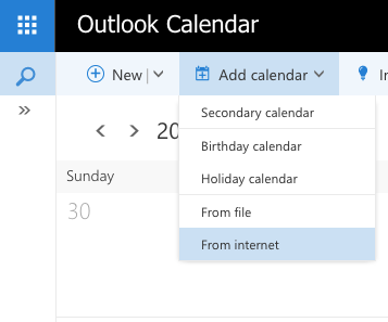 outlook-add-calendar-nav