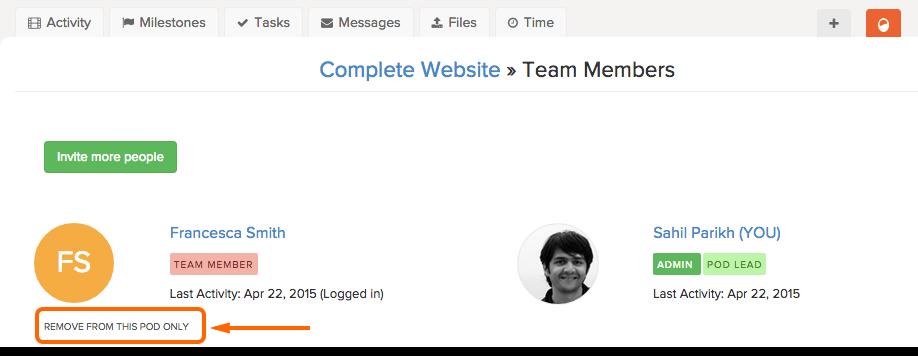 pod-remove-team-member