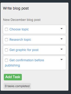 tasklist-subtask
