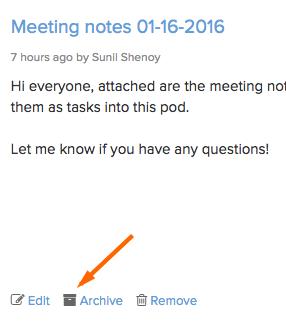 messages-archive