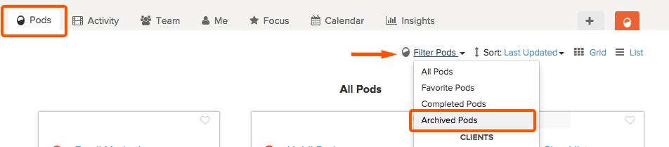 pods-filter-archived